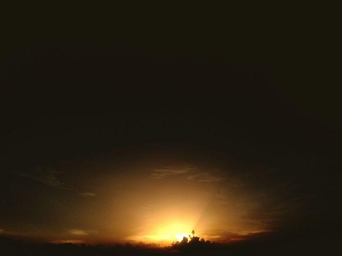 Sunset Sun Orange Sky Golden View Evening Sunset This Is Latin America