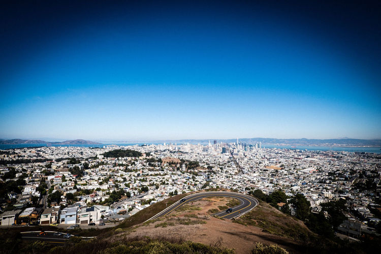 twin peaks California California Dreamin City Cityscape San Francisco Summer Sun Twin Peaks