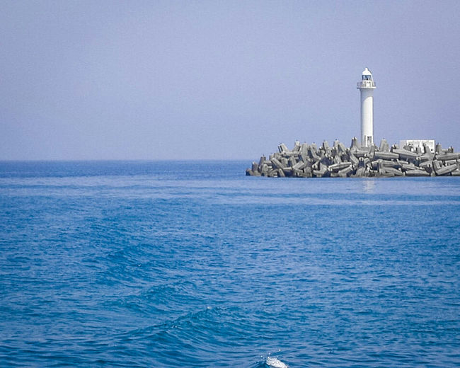 Sea Ocean View