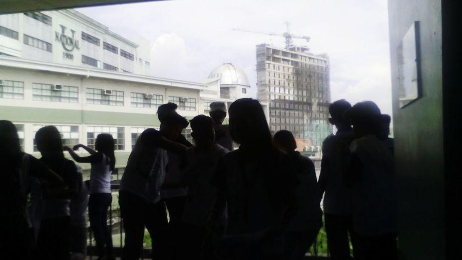 Tantoy,Efraim John A. & De Vera,Miguel John Nuartapp Mlsp CoE141 Contre-jour First Eyeem Photo