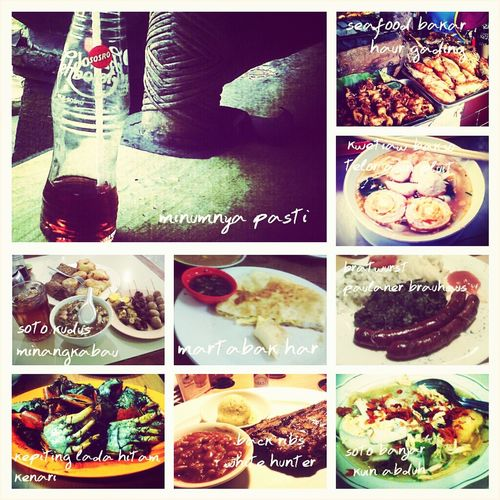 ...culinary journey -my kaleidoscope- INDONESIA Kepiting Seafood Teh Botol Sosro Bratwurst Martabak Wisata Kuliner Prawn Crab Ribs Kuliner Culinary Soto Indonesian Culinary Wiskul Udang Kuliner Indonesia Teh Botol Food Sosro