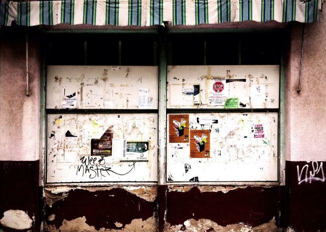 Streetphotography Abandoned