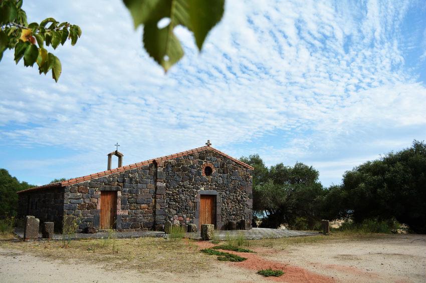 Sardinia Sardegna Italy  Aidomaggiore Santa Greca