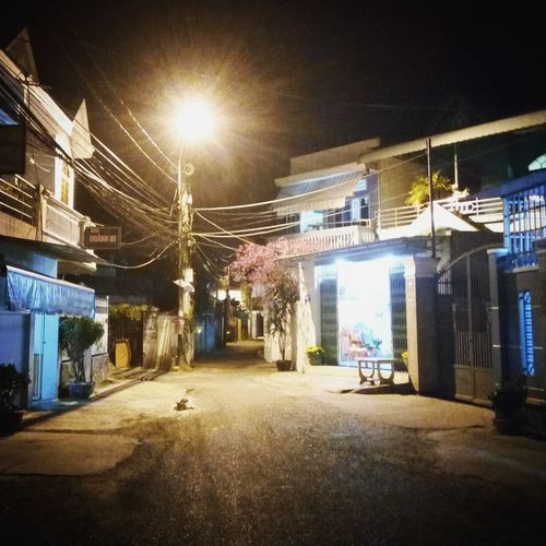 On way home Night City Outdoors No People Bymyfone Bymyphone Frommyview Vung Tau Vungtau Vietnam Building Exterior Traveling Travel Night Light Lights