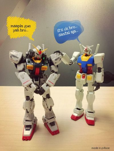 Guilty Gundam by P4lsoe