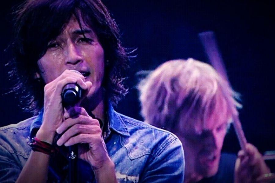 First Eyeem Photo Inaba B'z Musical Japan Japanese  Singer