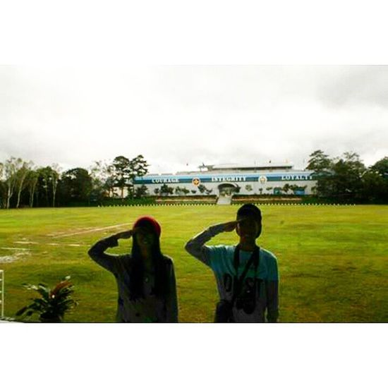 The Unlikely Soldiers ♞♞♞ Soldier Pma Baguio Army brave salute cousin ph tour tourism travel usjr josenian teen teenager liketeam like4like follow4follow followback followteam