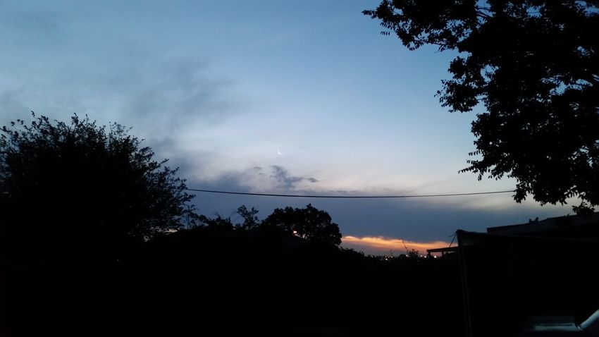 Sunset Over Africa Sunset And Clouds  Sunset And Moon South Africa Is Amazing Beautiful Glory On Display Blue Wave Blue Sky