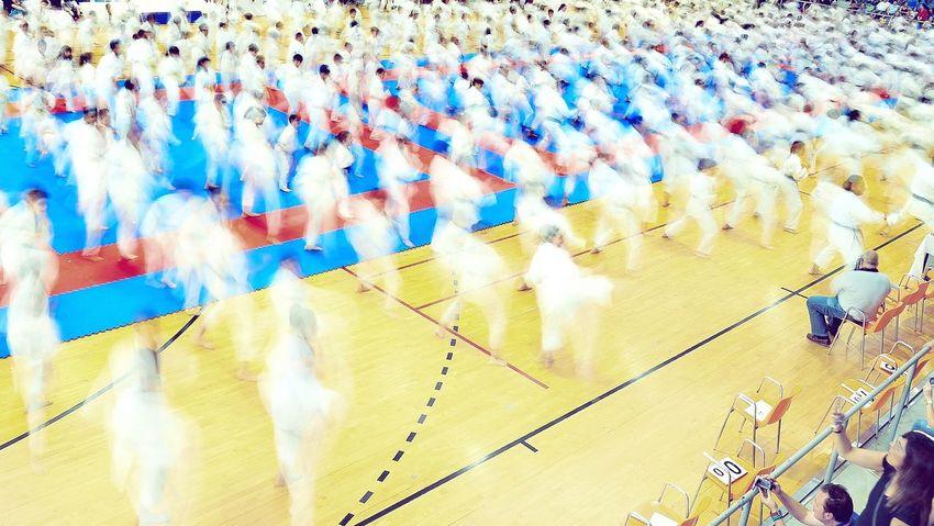 Karate Eyeemphoto Spain🇪🇸 The Week Of Eyeem Eyeem Market Eyeem Photography Art Is Everywhere Valladolid🇪🇸 City Indoors  Sport People Exercising Eyem Gallery EyeEm Selects