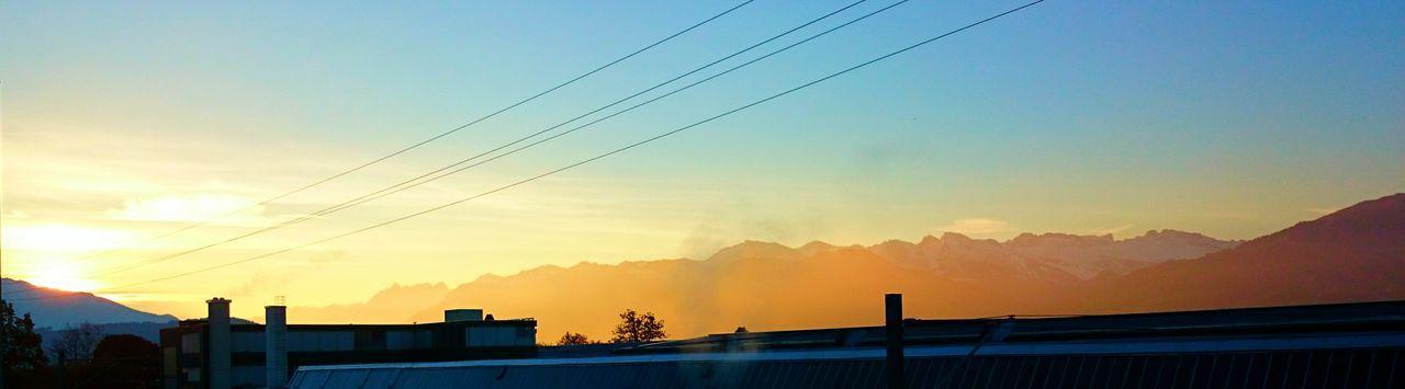 sunrise this morning Sunrise Good Morning