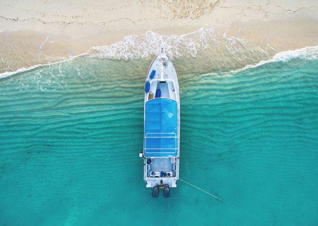 Lets go fishing🎣~ Summer Water Beach Paradise Ocean Sea Seaside Adventure Time Boats Aerial Shot Fishing