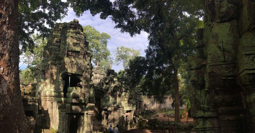 Cambodia Ankor Thom