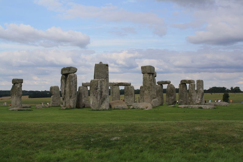 Lost In The Landscape Stonehenge Memorial Stonehenge And Sky Ancient Ancient Civilization Archaeology Architecture Building Exterior Built Structure Cloud - Sky Day Field Grass History Landscape Monument Nature No People Old Ruin Outdoors Sky Stonehenge The Past Tourism