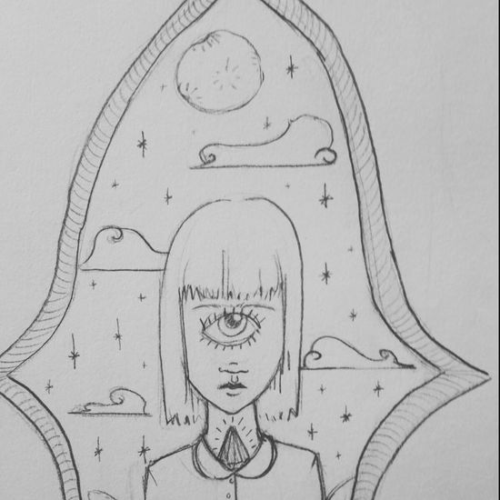 Drawing Illuminati CYCLOPE
