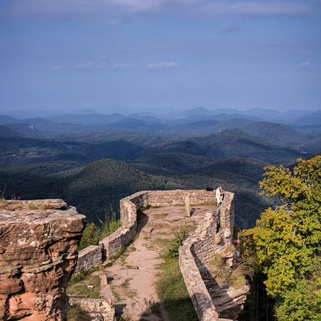 Fernblick in die Pfalz Vogesen Pfalz Wandern Fernblick EyeEm Nature Lover