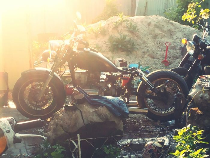 Gona ride this evening Bike Mybike