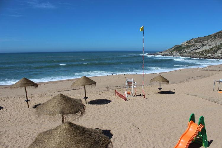 Beach Blue Sky Canon Day Horizon Over Water Sand Sea September 2016 Tranquil Scene