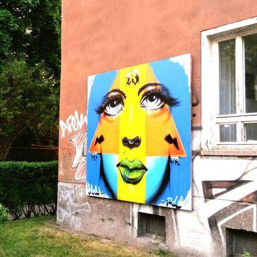 Streetart Streetartleipzig StreetArtEverywhere Mural