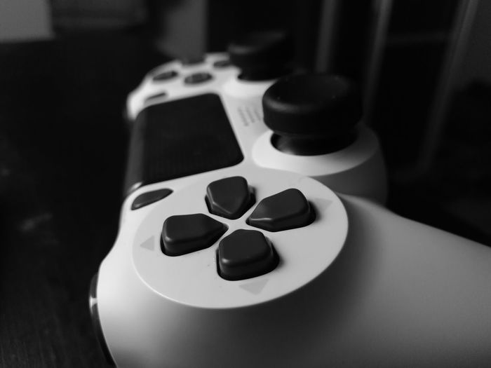 Gamer for life Close-up Arts Culture And Entertainment Indoors  No People PS4 - BT4 Photo♡ EyeEm Challenge Huaweiphotography Huaweip10plus Huawei P10 Plus Photography Huawei Shots Fhotooftheday Huawei Thearchitect Eyeemawards2017 Black And White Ps4gaming Ps4 De Boas ♡ Black & White Friday