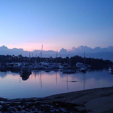 Easter Sunday Sunrise @ Cabarita Sunrise Cabarita Australiagram Australia Visitaustralia Visitnsw
