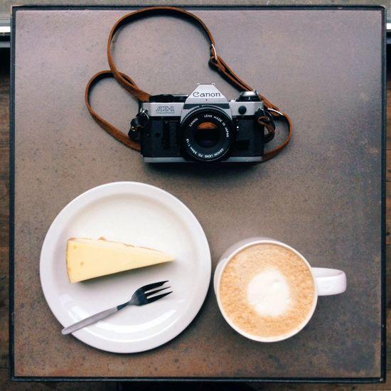 The EyeEm Breakfast Club Starbucks Coffee Breakfast
