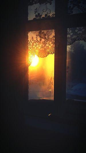 Good Morning Winter Morning