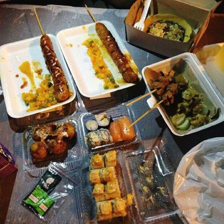 Makassar culinary night 🍴