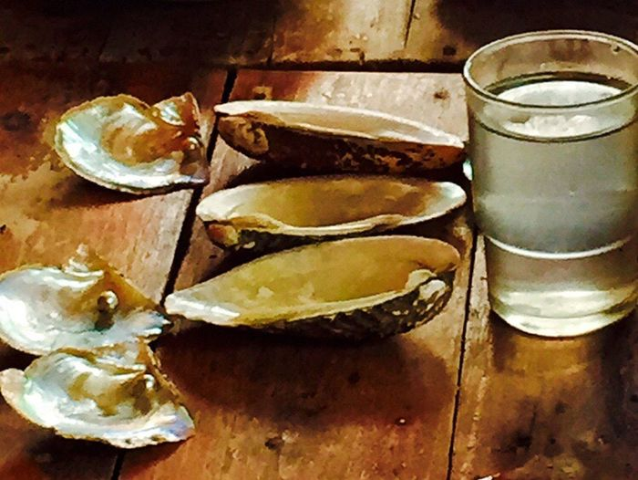 Pearl of the Orient Seas IPS2016Stilllife IPS2016StillLiife LLLimages Pearls pearls that are cultured in Vietnam. Shows how the oysters are opened and how the grain of sand is introduced to produce an irritant which will be coated by nakar and become a pearl Showcase March