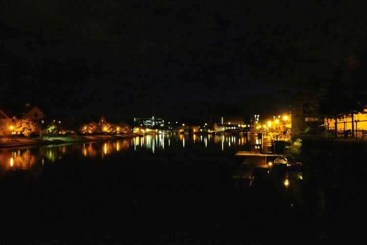 Harbour in Bristol by night // Illuminated Night Water Built Structure Outdoors No People Architecture Building Exterior Sky Nature Water Reflection FUJIFILM X-T10 XF18-55mmF2.8-4 R LM OIS F/3.6 ISO 6400 via Fotofall