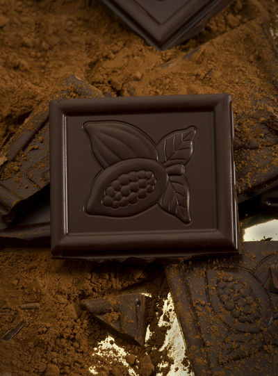 Brown Chocolate Chocolate Pieces Close-up Cocoa Sweet Food Sweets Yummy Visual Feast