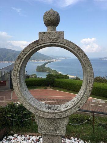 Amanohashidate Best  Sight Seeing Tourist Visit Travel Japan AMANOHASHIDATE Circle Cloud - Sky Day Sky Outdoors Nature
