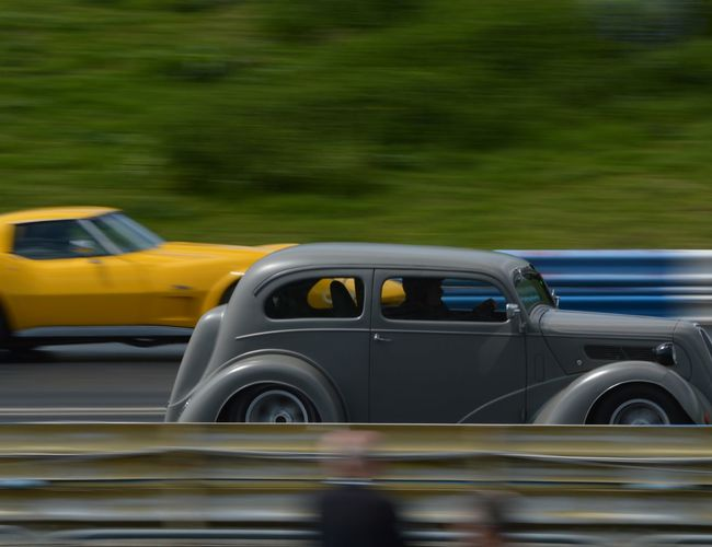Shakespeare County Raceway Motorsport Drag Racing Happy Days At The Track Capturing Movement Car Photography Dragster Racetrack Panning Ford Ford Pop CorvetteStingray
