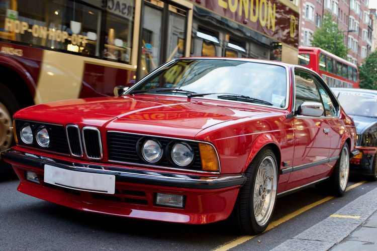 Red Bima Bmw Car Cars City Classic Car Classic Cars Land Vehicle Machine Machinery Mode Of Transport Motorsport Old-fashioned Outdoors Red Red Car Retro Styled Sports Car Transportation Vintage Car BIMA Bmw 635 Csi