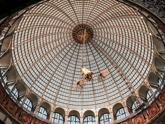 Pattern Dome