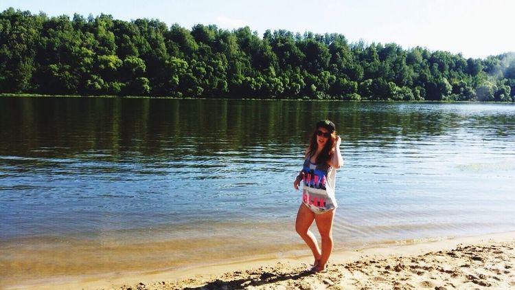 LikeILYUHINA Lovegirl Summer Sun Beach
