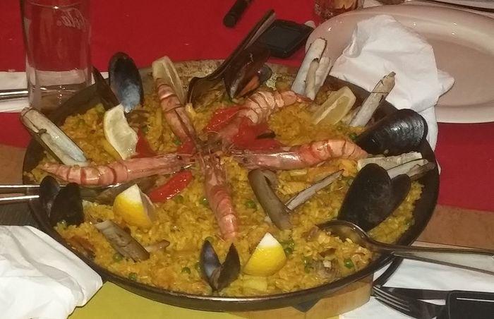 Paellas Spanish Food Dinner Food Food Porn Foodporn Hamburg