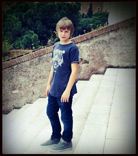 hah im Rome ♥
