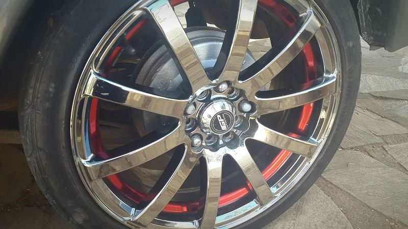 Car Detail Car Events Wheel Tire Red No People Cars Rare Car