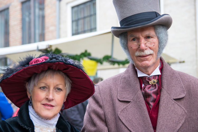 Christmas Christmas Carols Deventer, The Netherlands Dickens Festival Scrooge Christmas Story Costumes Dickens Ebenezer Old Clothing Old Cloths