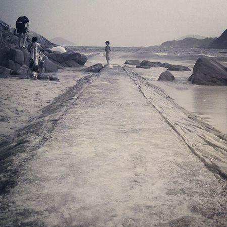 Catwalk Beach Shek O HongKong Onlyinhk HK