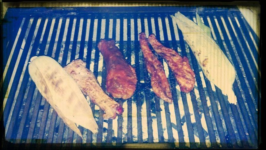 Costillas BBQ, my love. :9