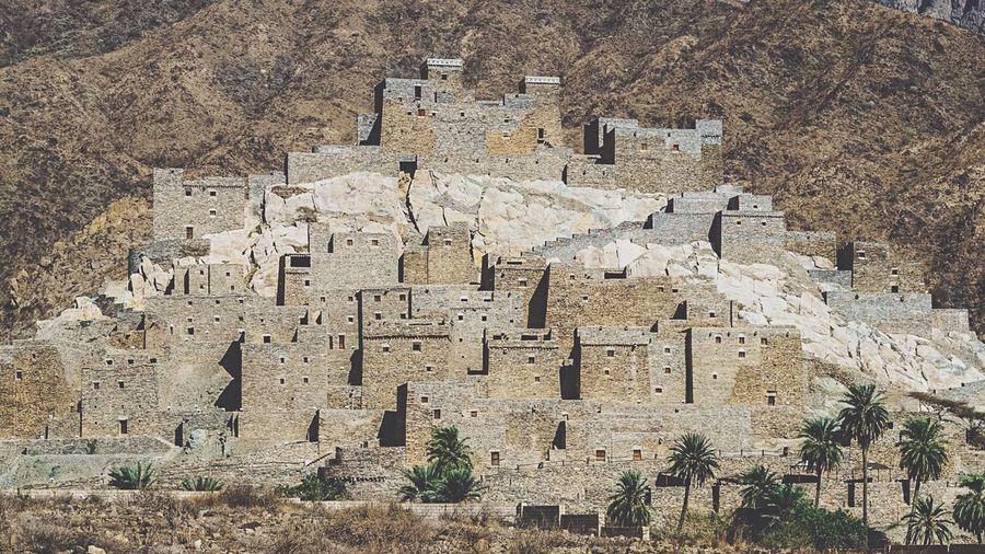 Dee Ayn Village Saudi Arabia Saudidestination UNESCO World Heritage Site Picturesque Travel Destinations Travel Saudi Arabia Marble Village