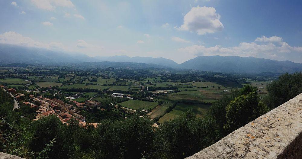 Alvito Peschio Relaxing Views Italianeography Italy Italian Place Landscape_photography First Eyeem Photo