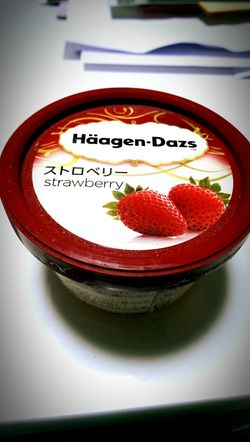 アイス ハーゲンダッツ Ice Cream Häagen-Dazs Food Sweet Japan Dessert Sweet Food Sweet Pie Strawberry いちご