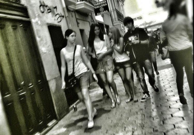 Streetphotography Blackandwhite Street Portrait