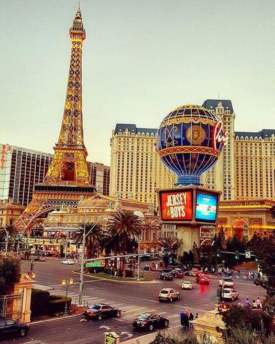 Las Vegas Amazing strip