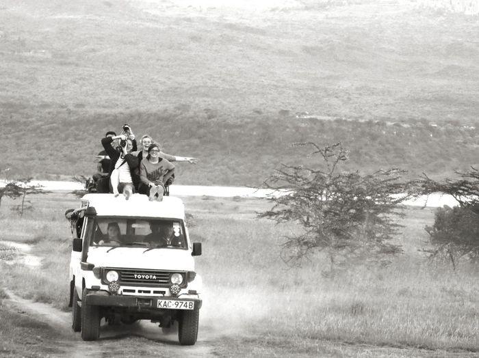 Adventure Travel Day Outdoors Road Trip People Nature Mountain Kenya Africa Safari