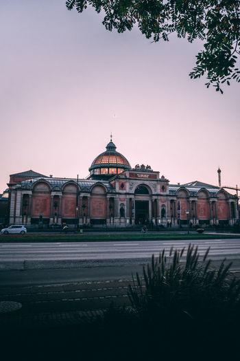 Museum in