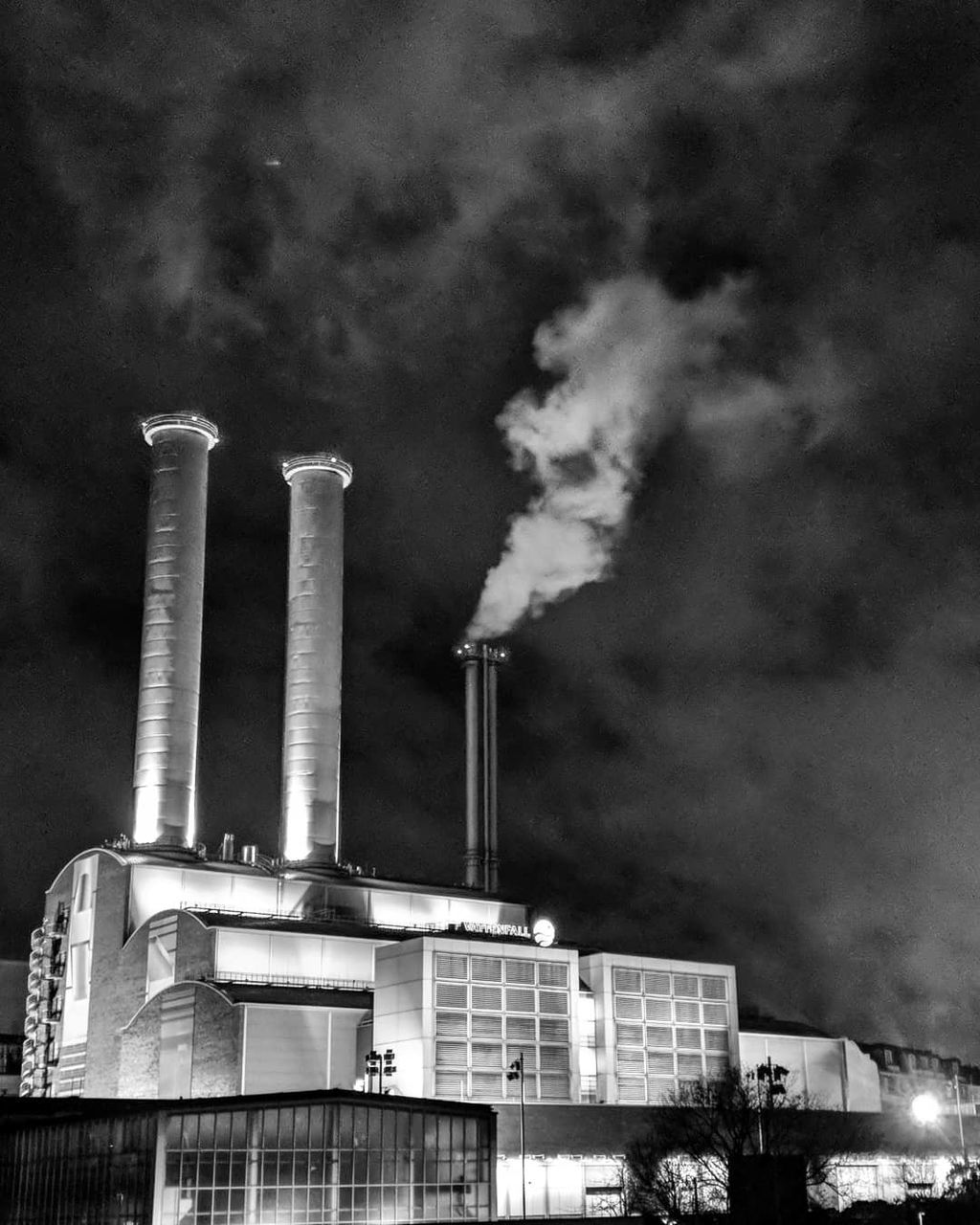 smoke - physical structure, industry, factory, smoke stack, pollution, emitting, air pollution, chimney, built structure, fumes, environment, no people, architecture, sky, outdoors, building exterior, day