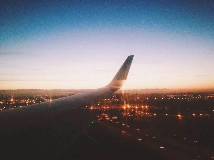 Every time fascinate me Vscocam The Illusionist - 2014 EyeEm Awards Airplane Travel Airport From An Airplane Window In The Terminal Airport Pulkovo